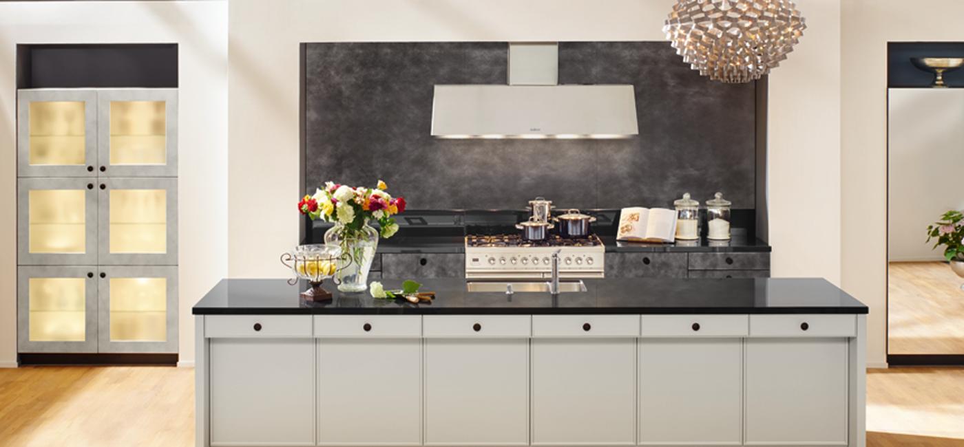 Moderne küchen u-form grau  Startseite - Ballerina-Küchen: Finden Sie Ihre Traumküche