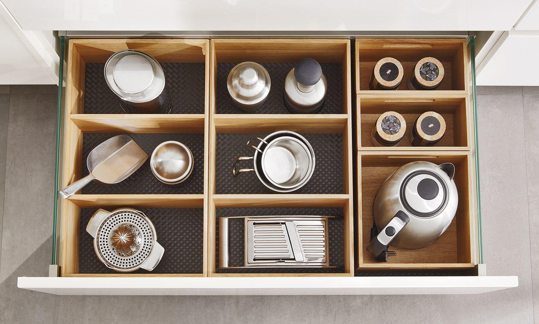 Küchen Schubladen Organizer: Dekoration