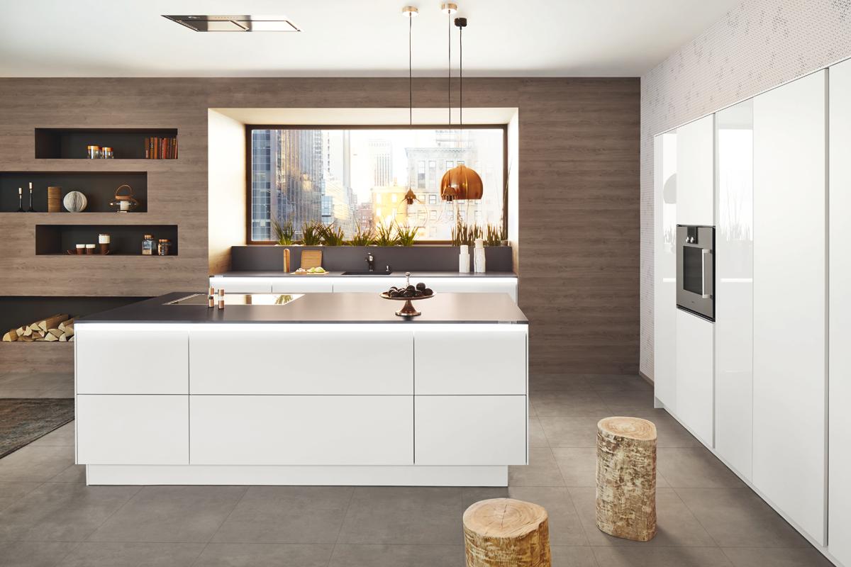 BlackLine - Ballerina-Küchen: Finden Sie Ihre Traumküche