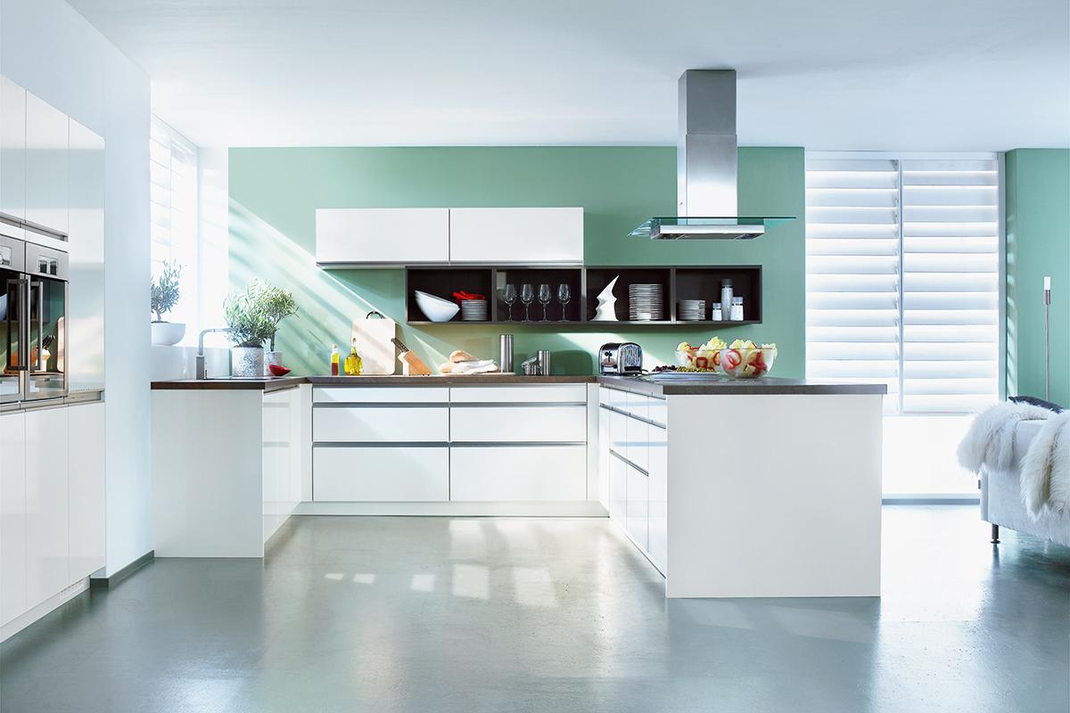 Moderne küchen  Moderne Küche - Ballerina-Küchen: Finden Sie Ihre Traumküche