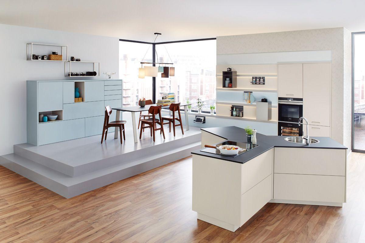 XL 3399 Y Kitchen - Ballerina-Küchen: Finden Sie Ihre Traumküche