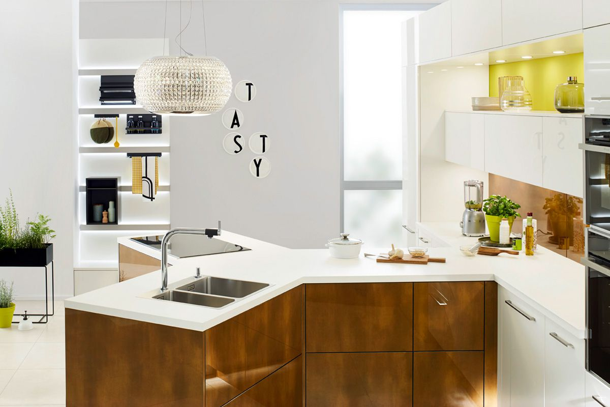 Y-Küche - Ballerina-Küchen: Finden Sie Ihre Traumküche