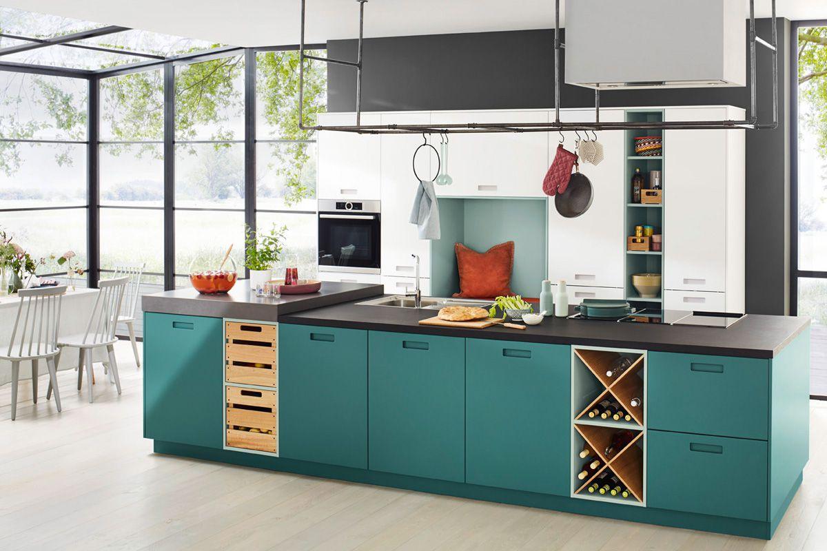 Landhausküche - Ballerina-Küchen: Finden Sie Ihre Traumküche | {Einbauküchen landhausstil 33}