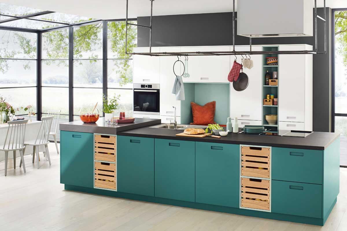 griffmulde k che arbeitsplatte k che 410 mediterrane tm5 wohnzimmer und einrichten spritzschutz. Black Bedroom Furniture Sets. Home Design Ideas