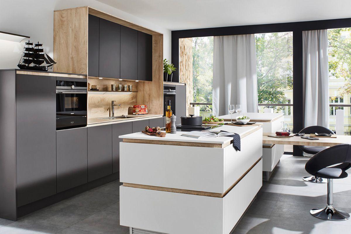 Einbauküchen  Einbauküchen - Ballerina-Küchen: Finden Sie Ihre Traumküche