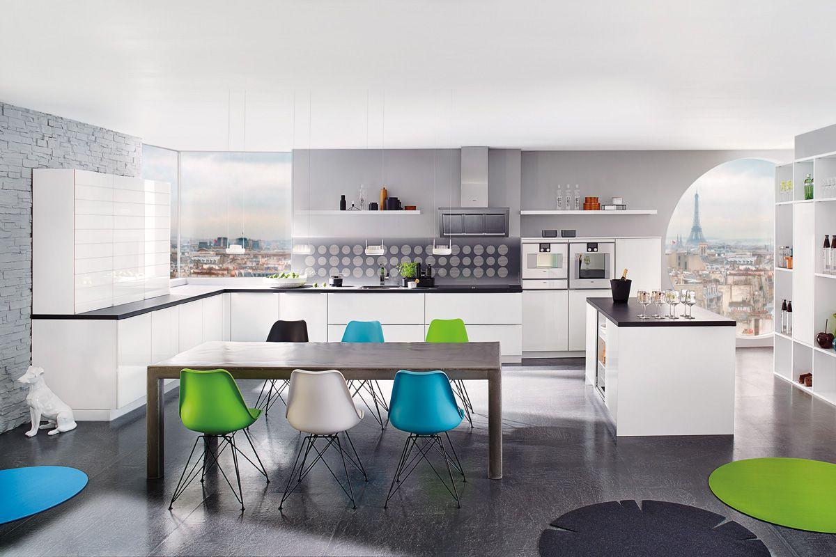 Extrem robuste Küchen - Ballerina-Küchen: Finden Sie Ihre Traumküche