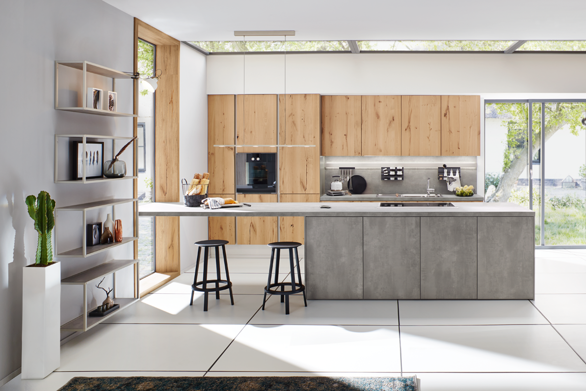 MONTANA 7710 - Ballerina-Küchen: Finden Sie Ihre Traumküche