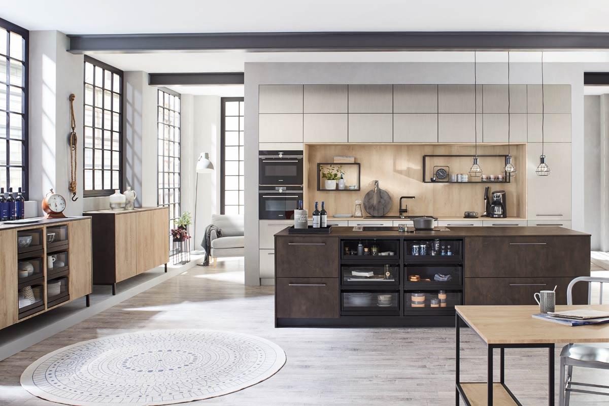 Einbauküchen - Ballerina-Küchen: Finden Sie Ihre Traumküche
