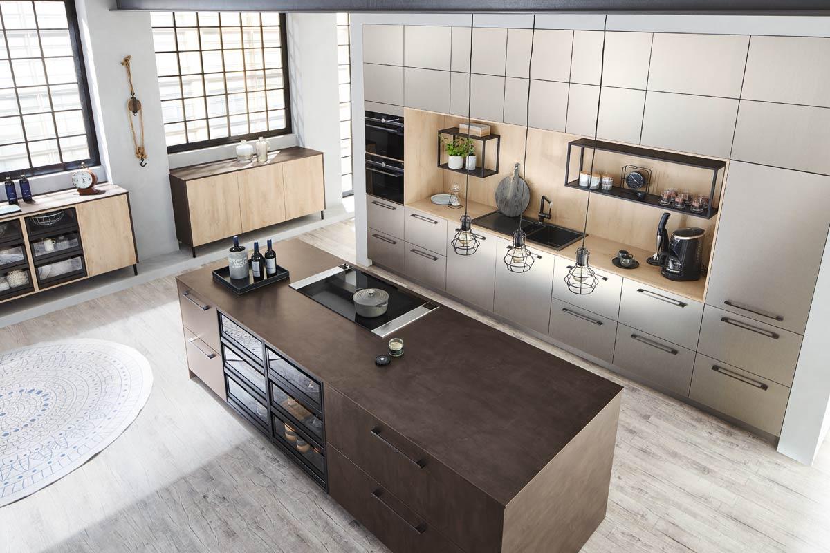 PREMIUM 3001 - Ballerina-Küchen: Finden Sie Ihre Traumküche