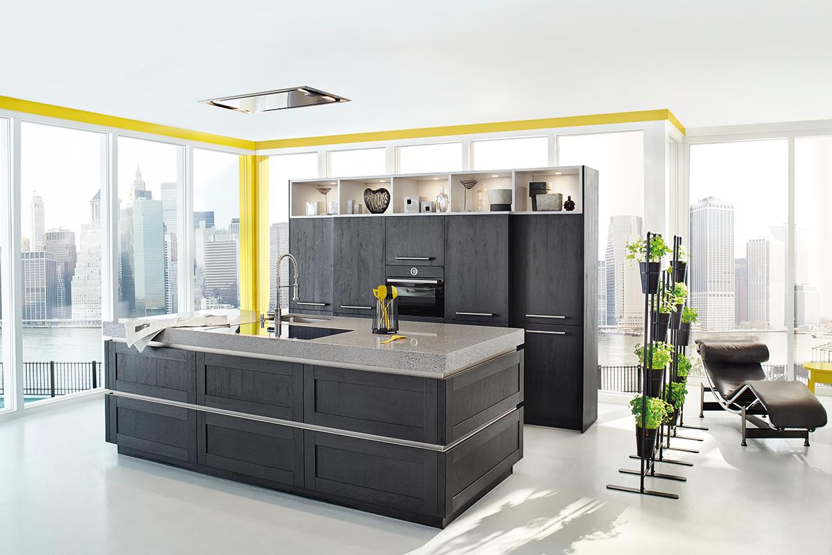 Moderne Küche - Ballerina-Küchen: Finden Sie Ihre Traumküche