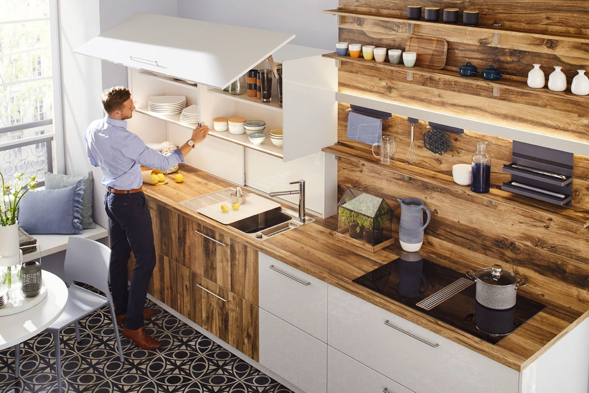 SMART 4041 - Ballerina-Küchen: Finden Sie Ihre Traumküche