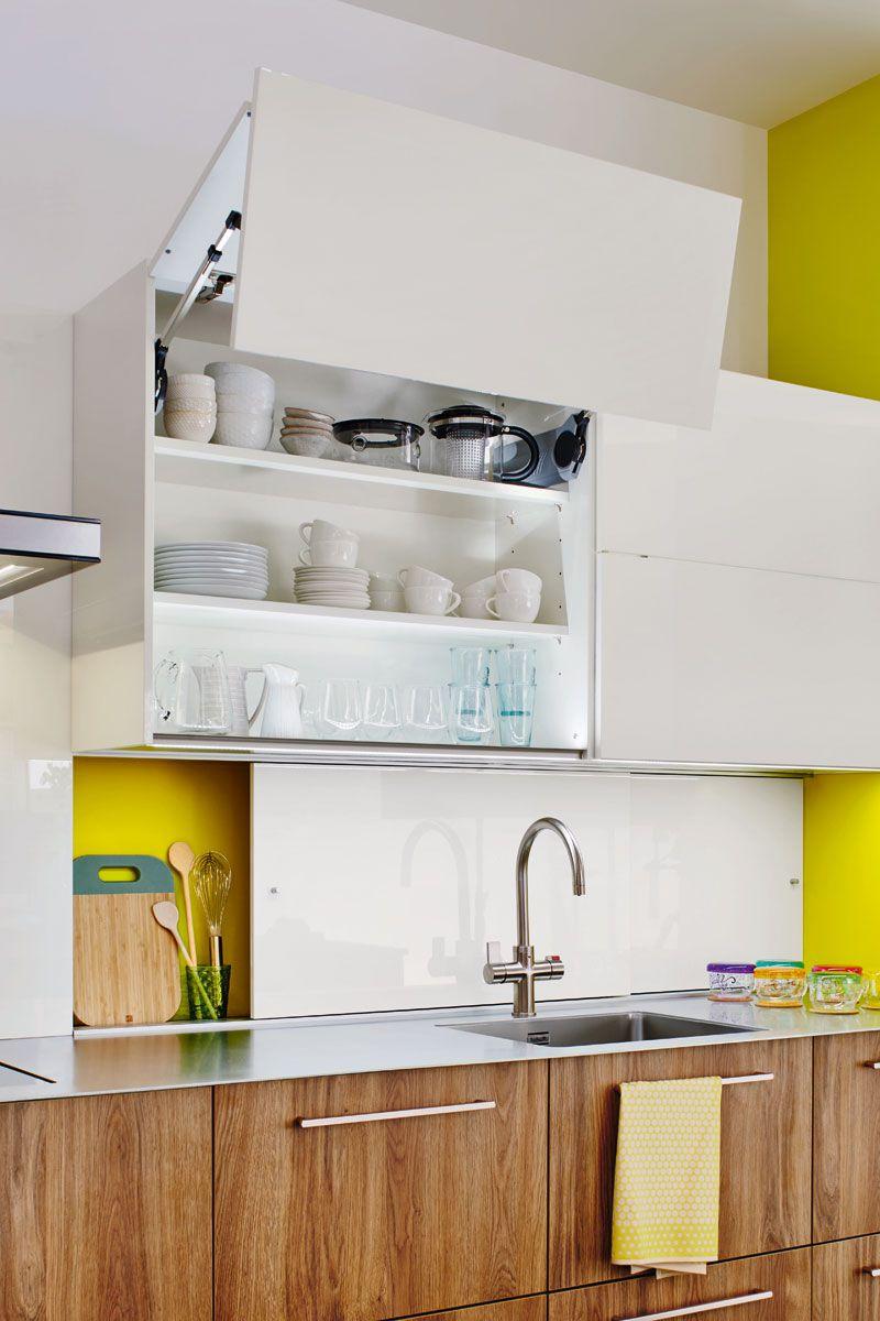 Küche 70er Stil
