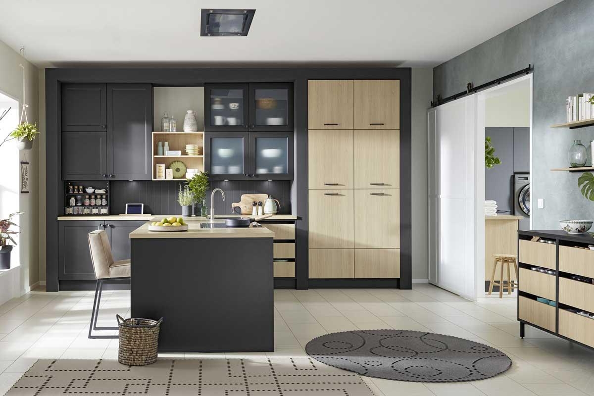 Landhausküche - Ballerina-Küchen: Finden Sie Ihre Traumküche