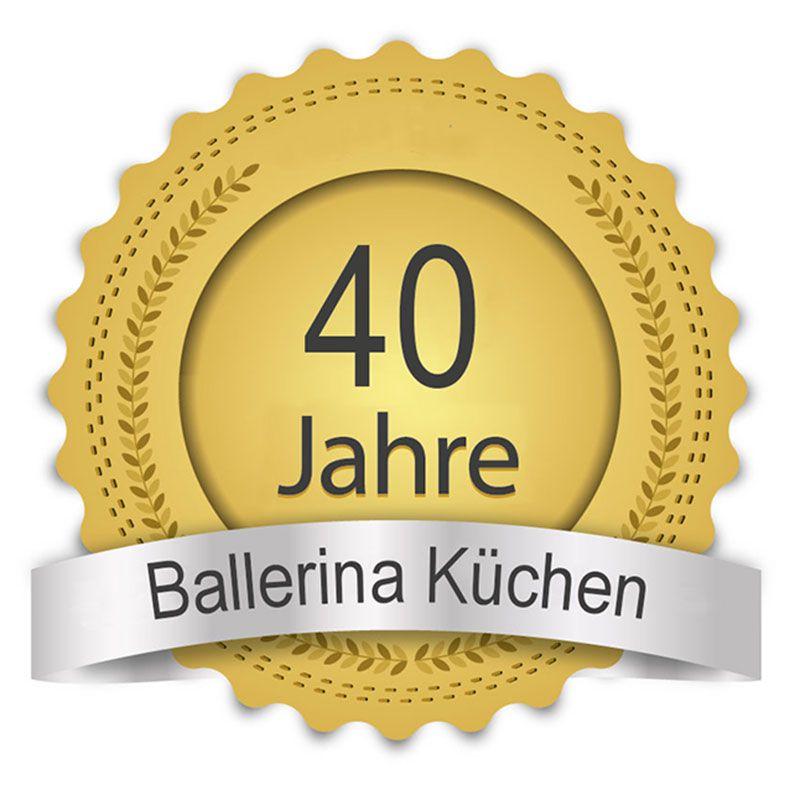 40 Jahre Ballerina Küchen